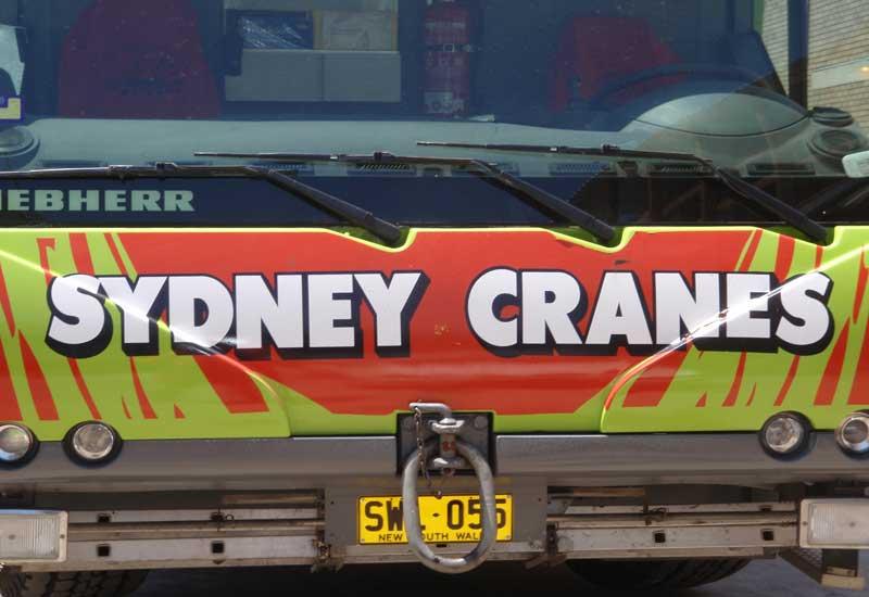 35 Tonne All Terrain Crane