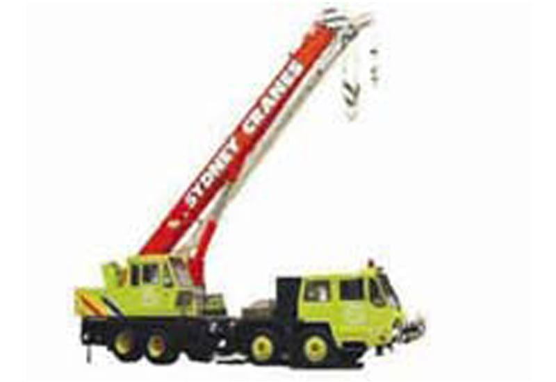 Mini Crawler and Spider Crane Hire, Crane Truck Hire Sydney