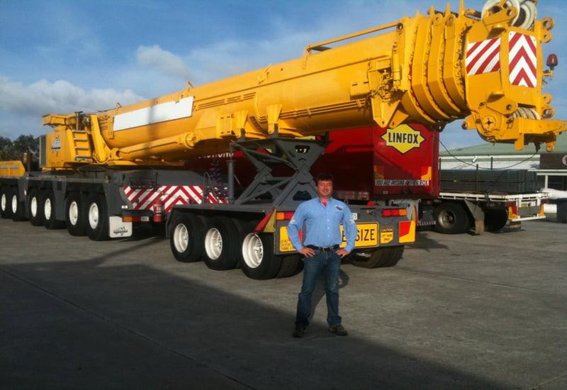 200 Tonne All Terrain Cranes